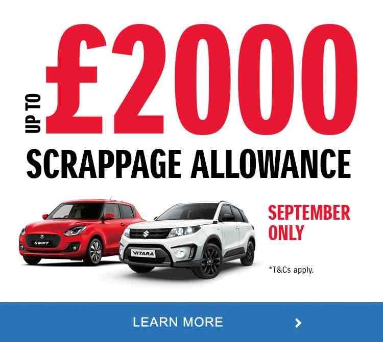 Scrappage allowance