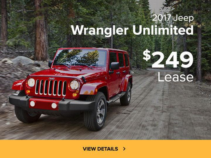 Jeep Compass, Jeep Cherokee & Jeep Renegade Dealerships in the the ...