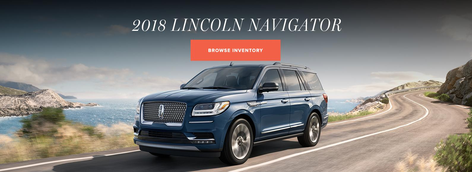 2018 Navigator Northstar Lincoln Fort Mac