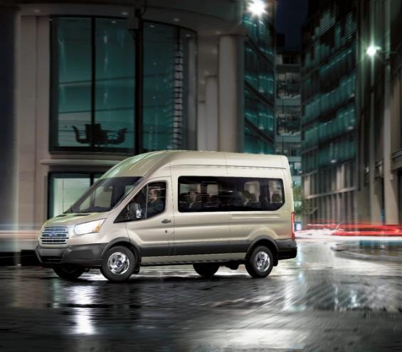 2018 Transit Van