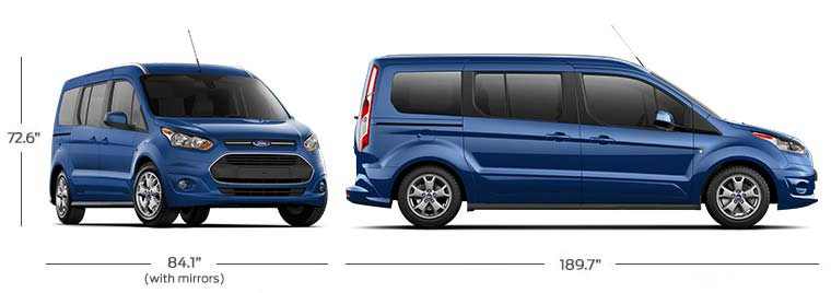 2017 Ford Transit Connect Cargo Van Specs  Ford Refrigerated