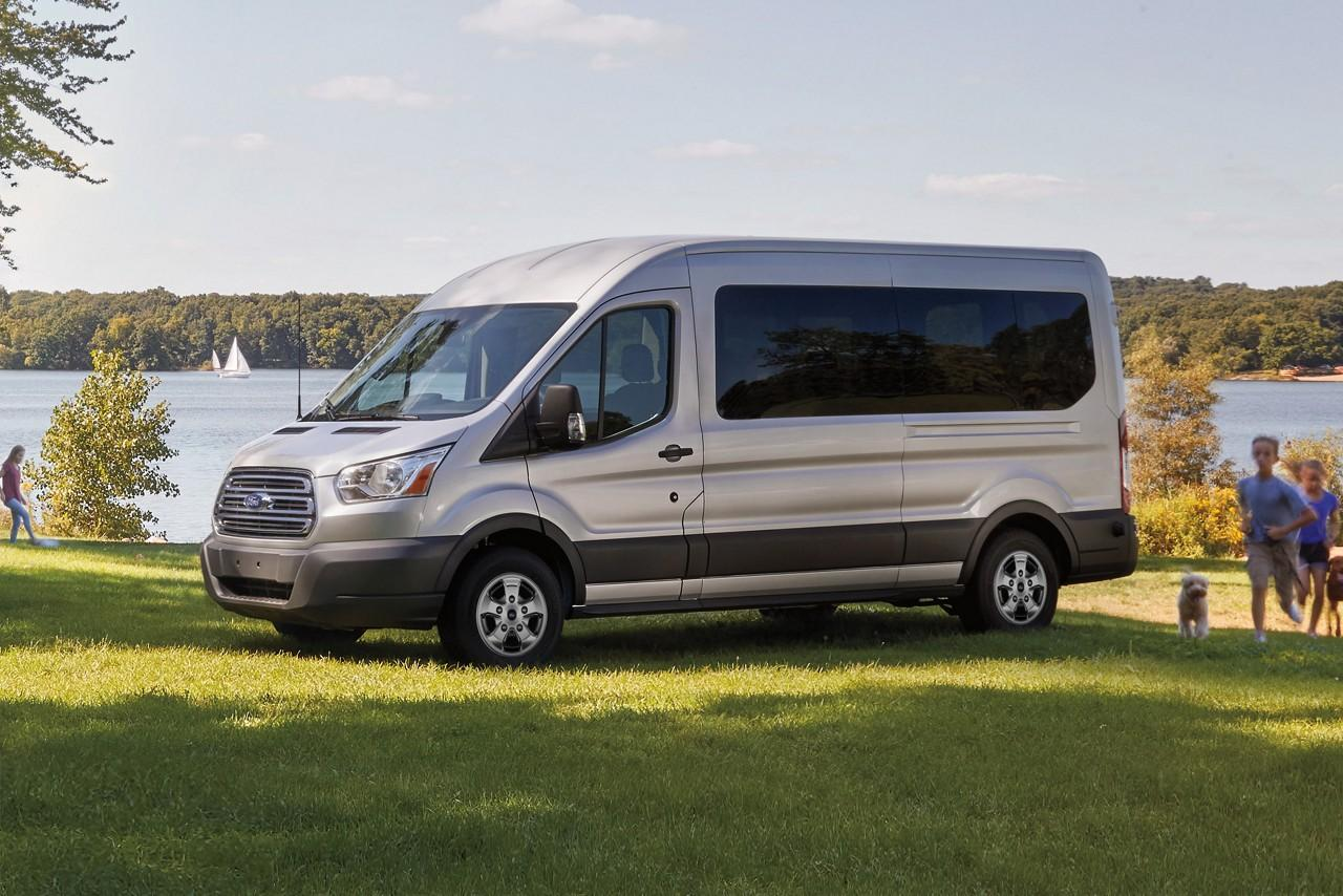 Ford Transit Wagon for Business