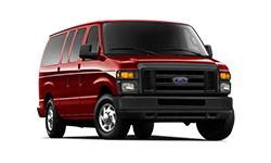 E Series Van Cutaway