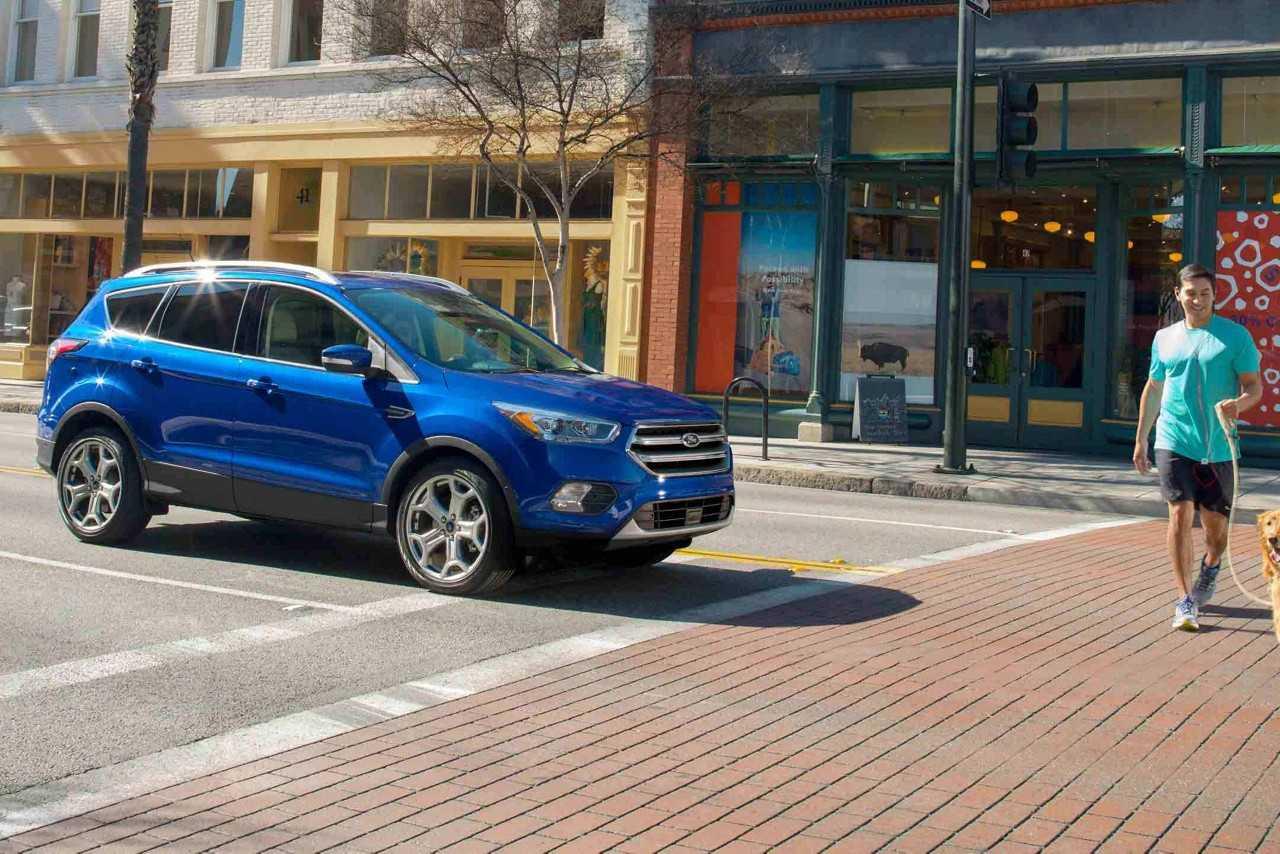 L'ensemble Ford Safe and Smart peut vous sauver