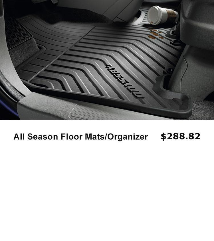 All Season Floormats