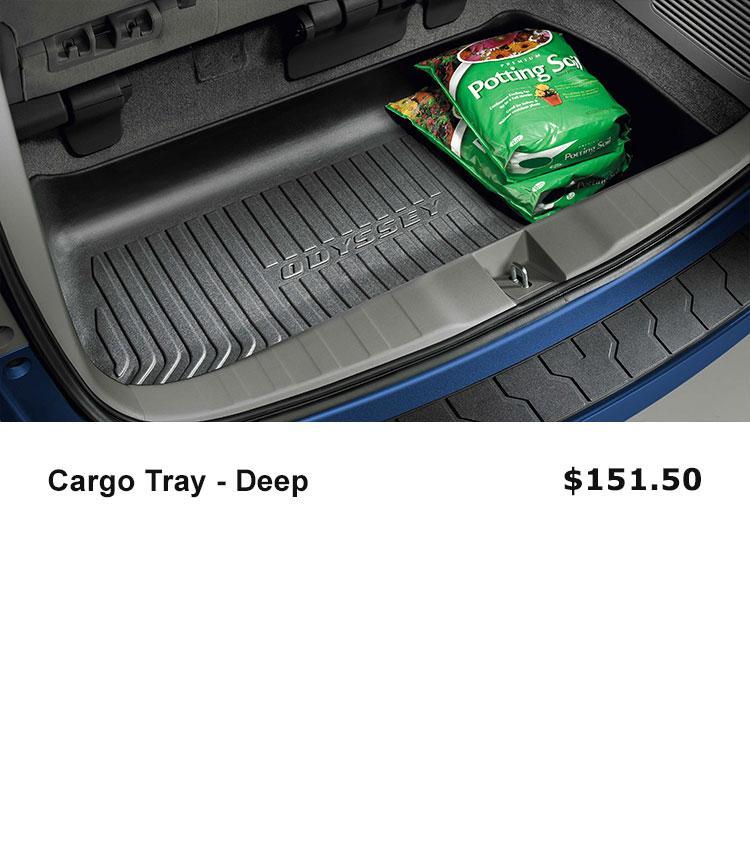 Cargo Tray - Deep