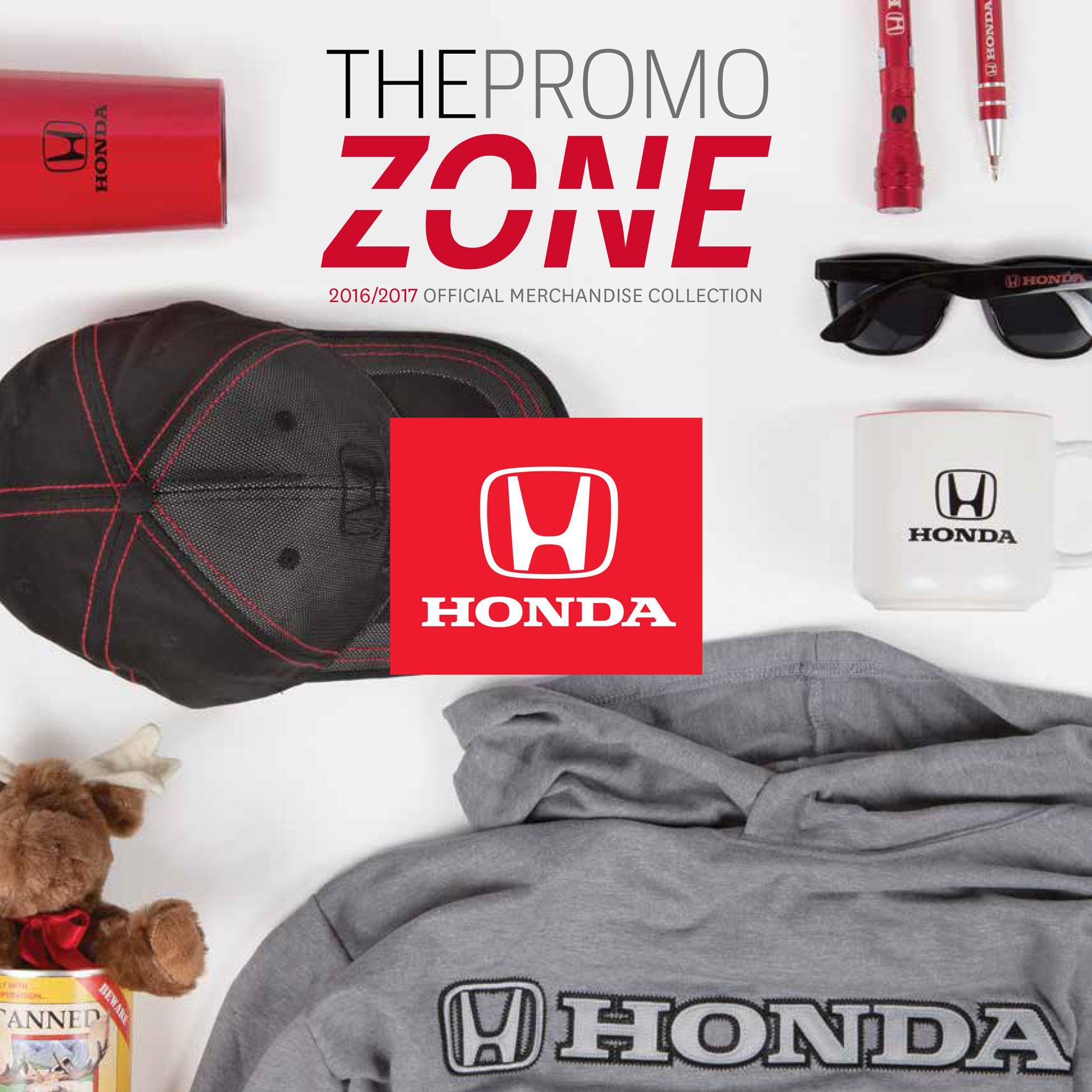 Honda Merchandise