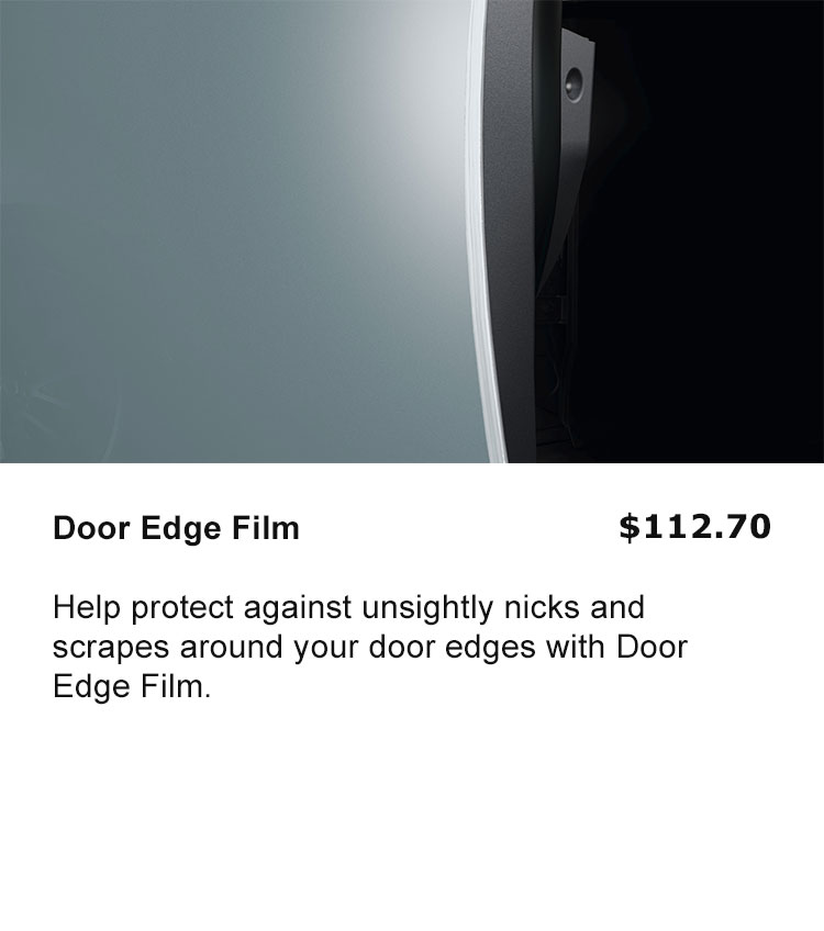 Door Edge Film