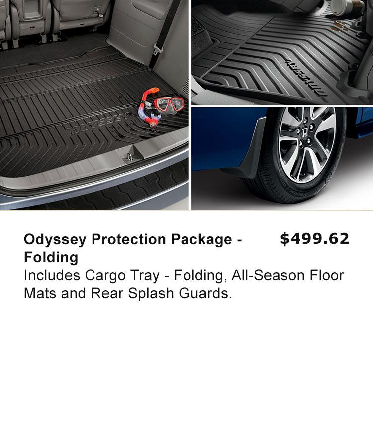 Odyssey Protection Package - Folding