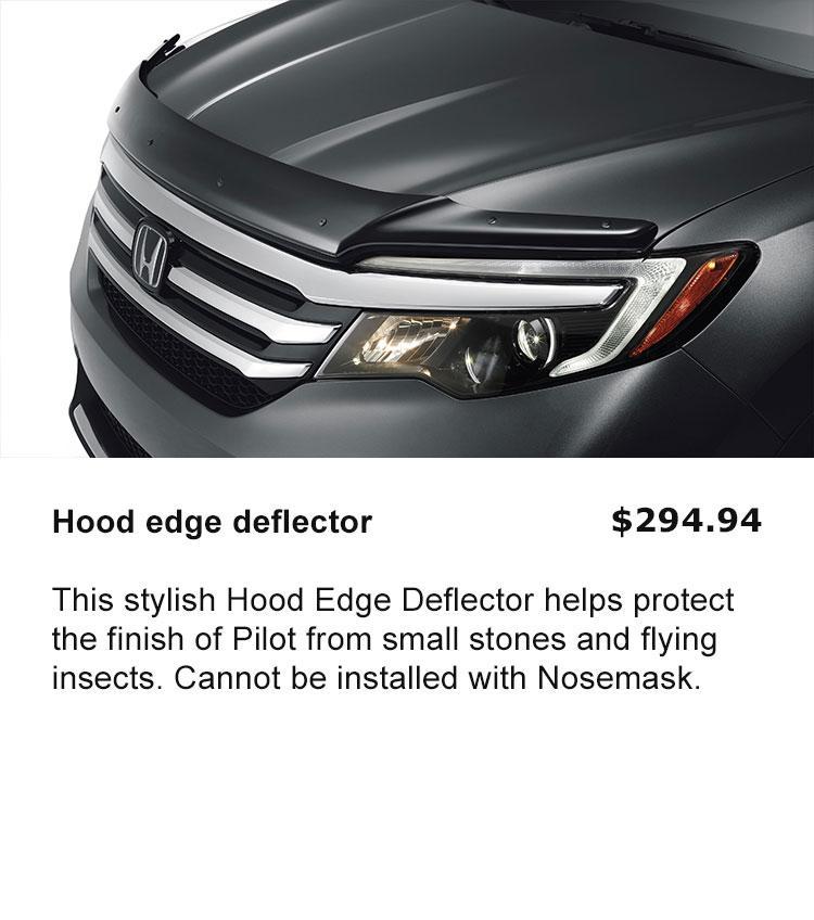 Hood Edge Deflector