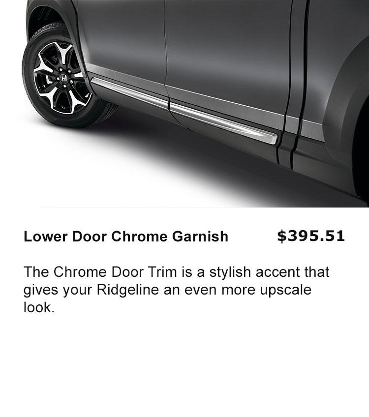 Lower Door Chrome Varnish