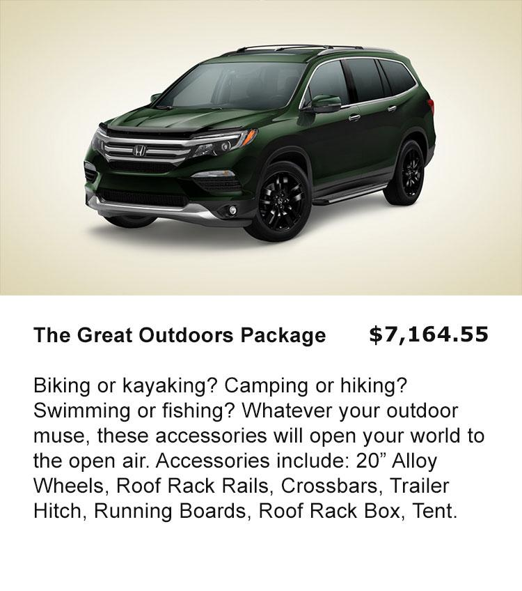 The Great Outdoors Package