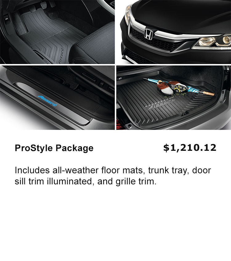 ProStyle Package
