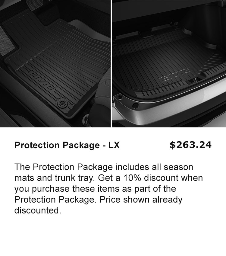 Protection Package - LX