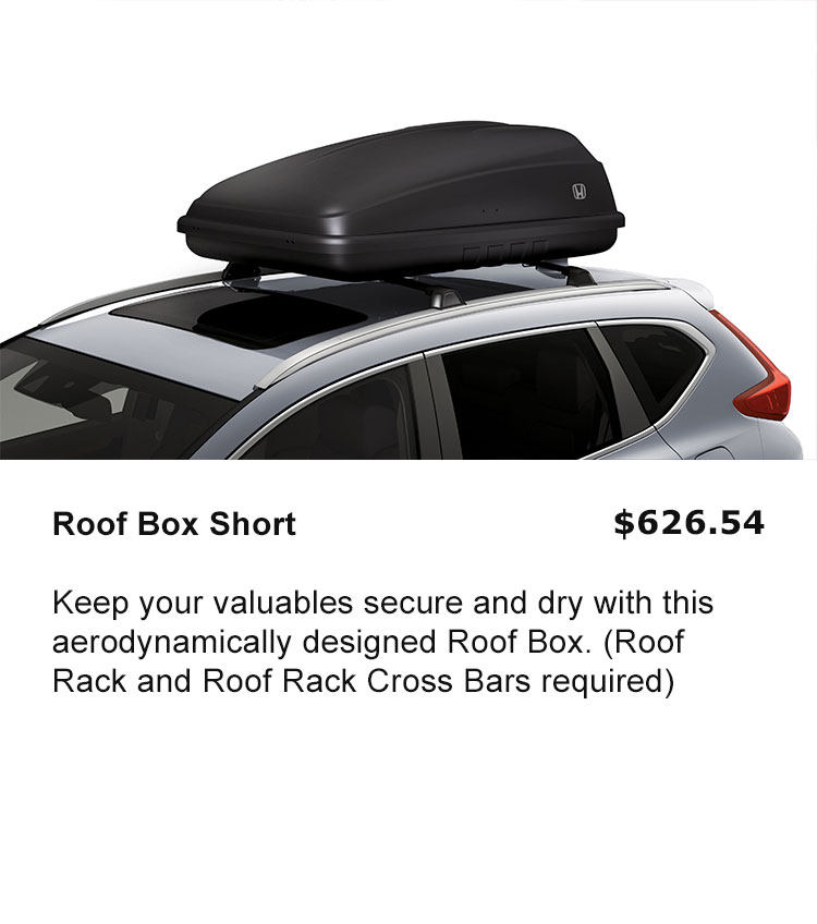 Roof Box Short