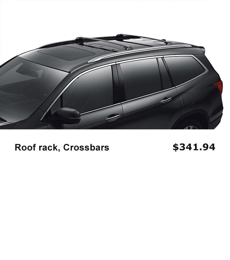 Roof Rack Crossbars