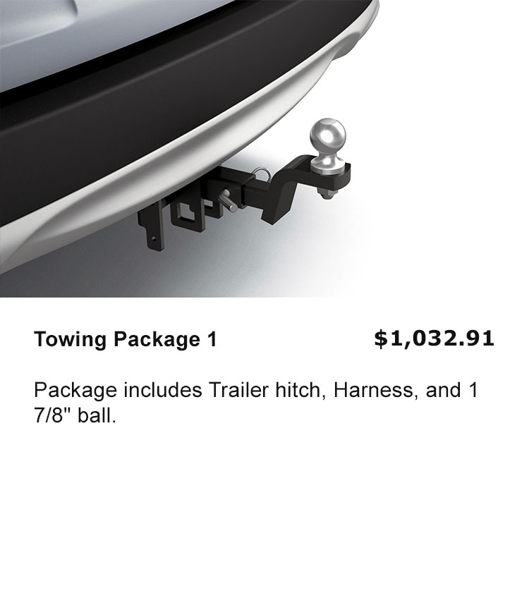 Towing Package 1