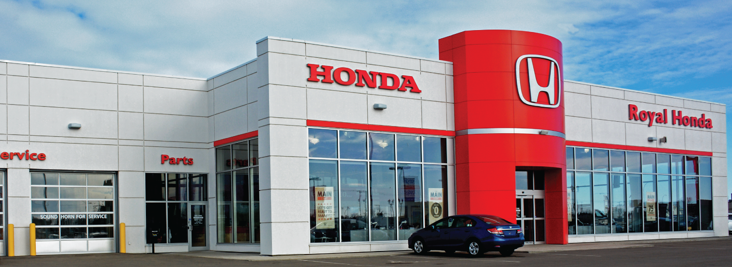 Welcome to Royal Honda!