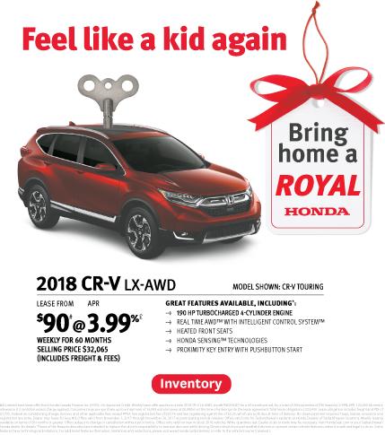 CRV Nov