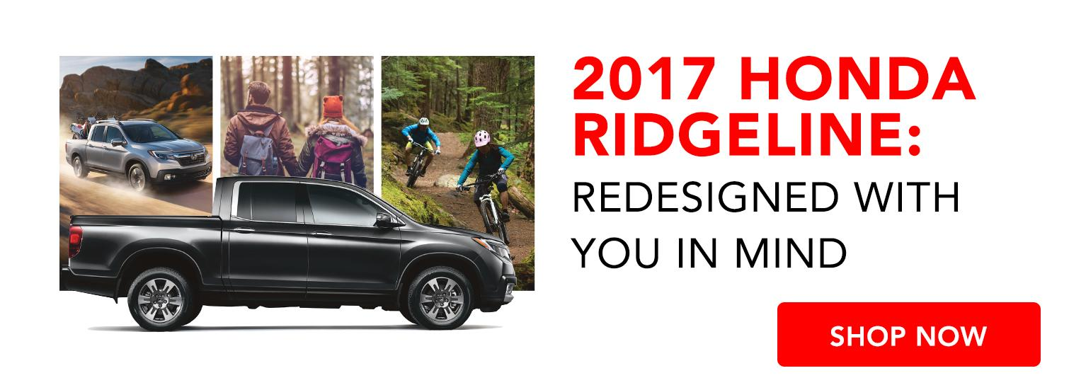 2017 Honda Ridgeline at Royal Honda