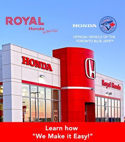 Welcome to Royal Honda Yorkton