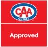 CAA Approved Logo