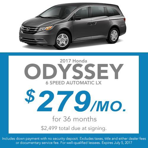Odyssey Lease Offer