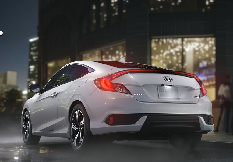 2017 Honda Civic For Sale in Hattiesburg