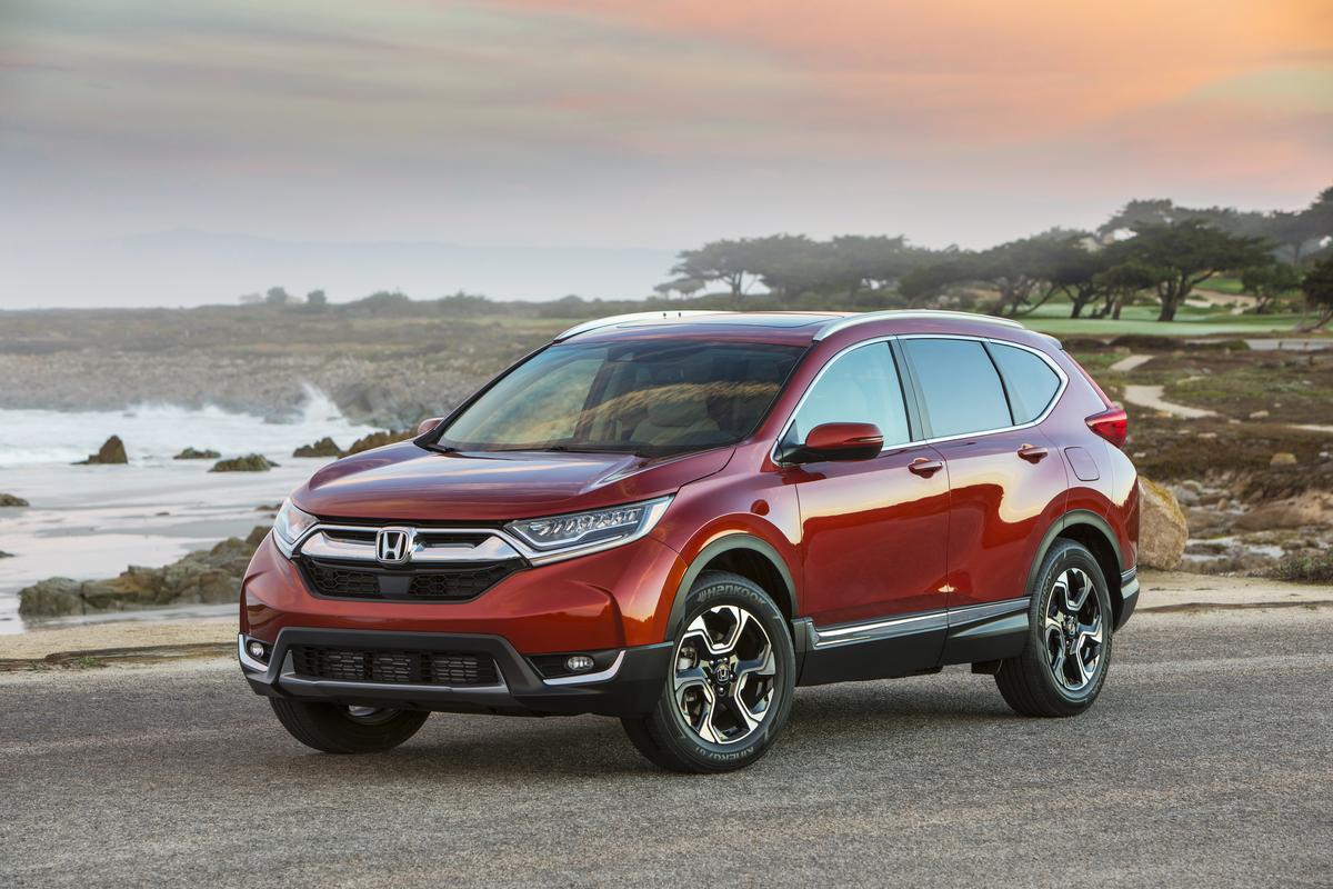 2017 Honda CR-V For Sale near Laurel | Vardaman Honda