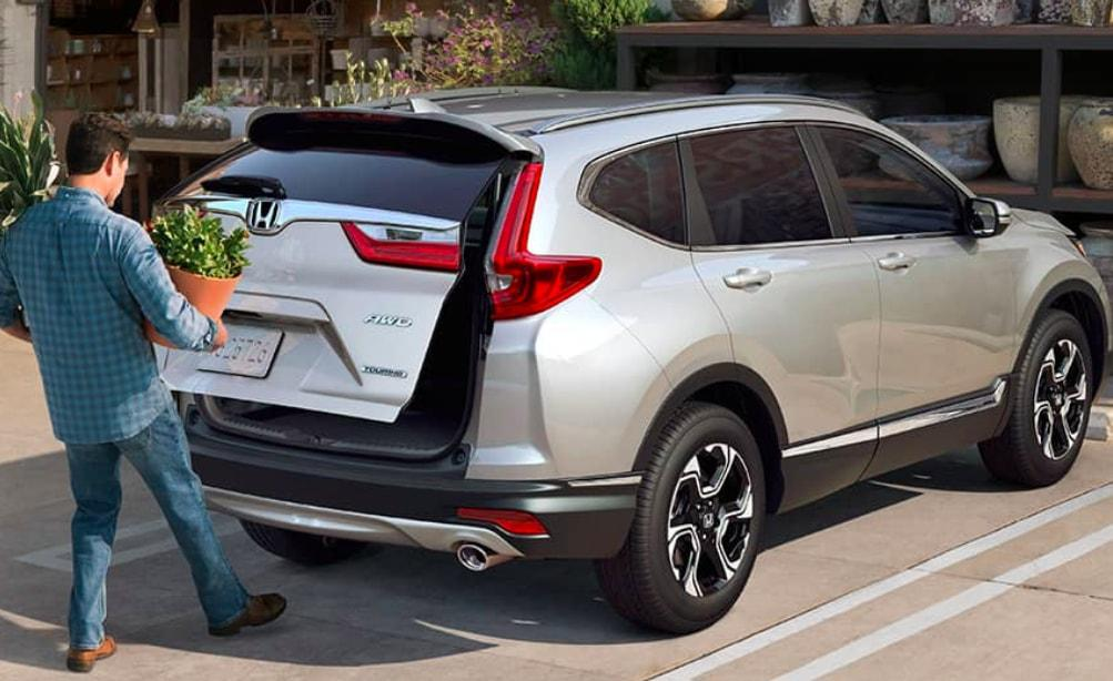 2018 Honda CR-V Compact SUV