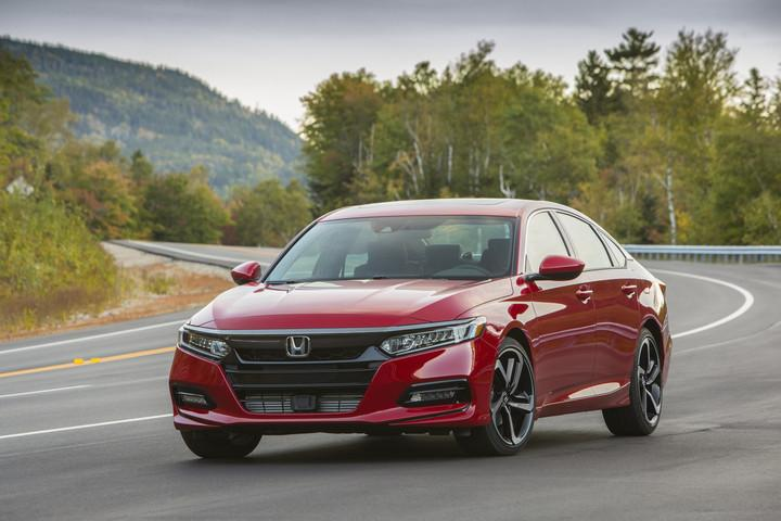 Honda Accord, Civic and CR-V Edmunds Best Retained Value Awards