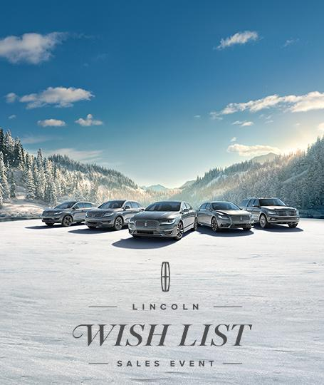 Wish List Sales Event