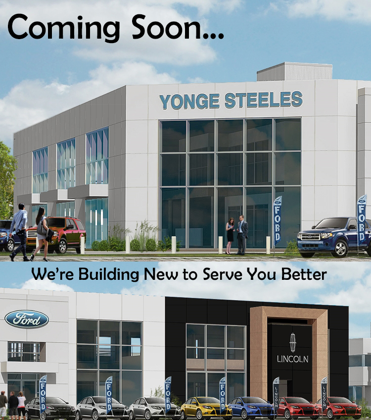 Yonge-Steeles Ford - New Dealership