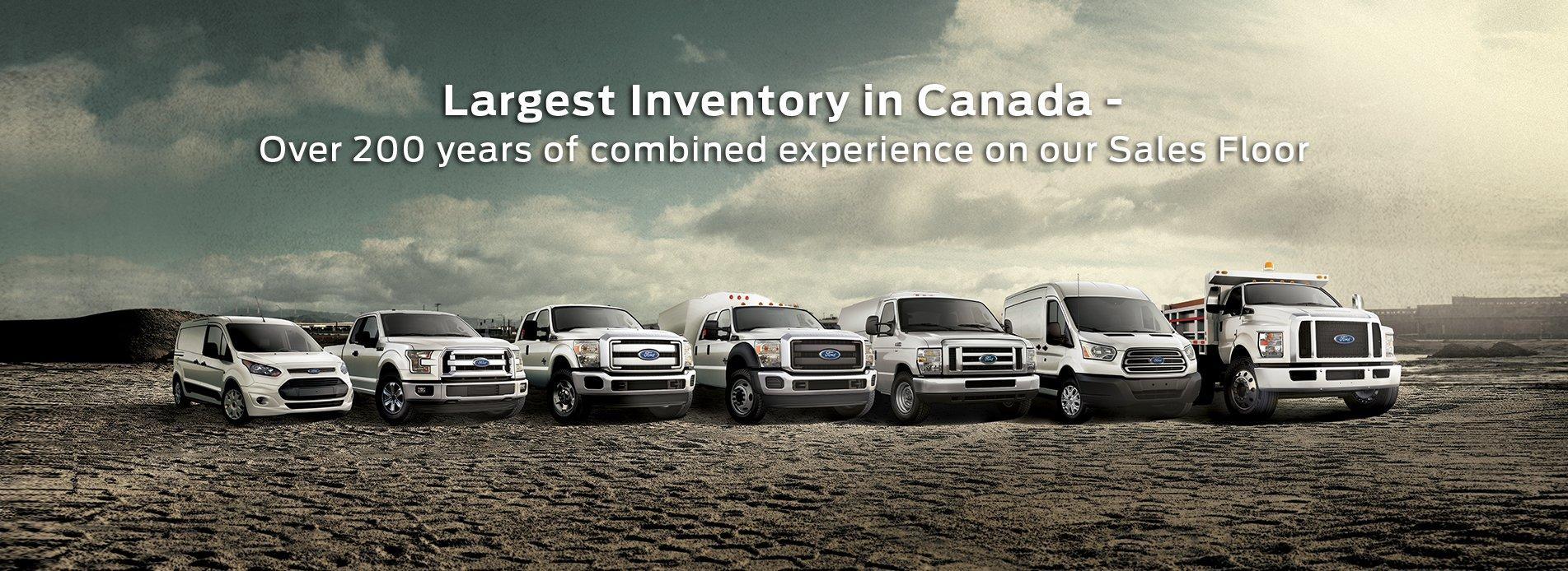 Yonge-Steeles Ford - Large Inventory