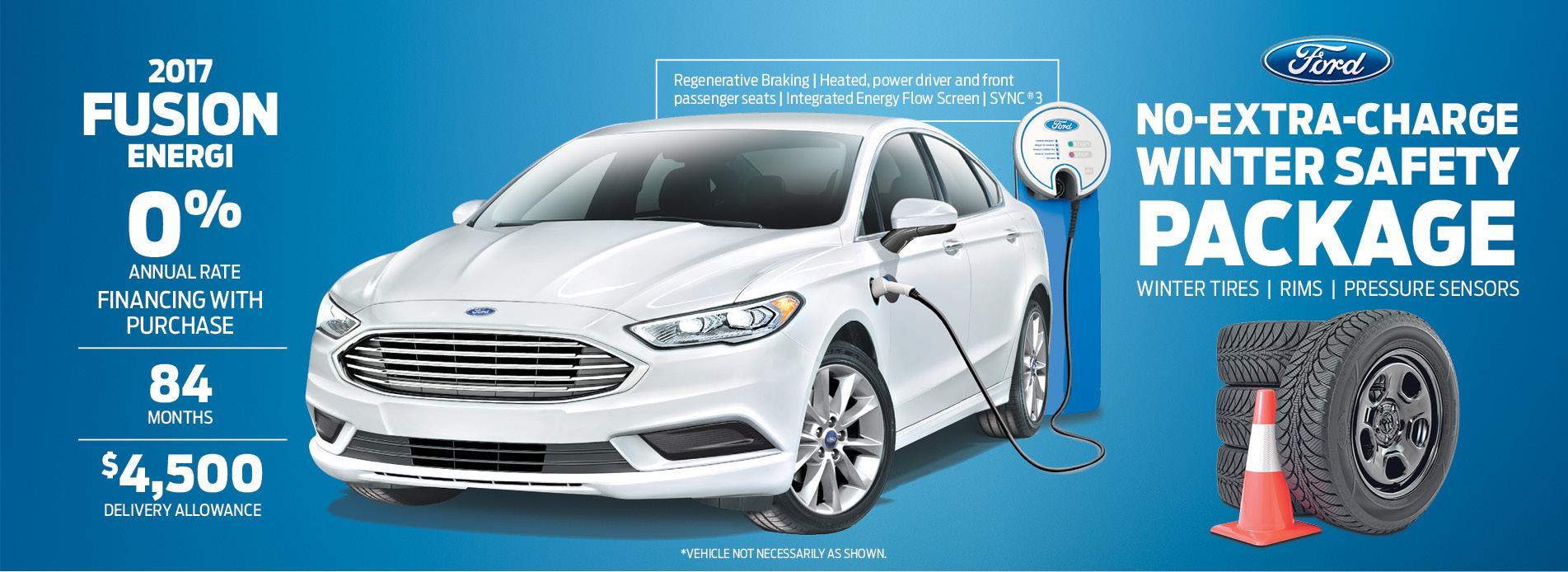 Fusion Desjardins Ford