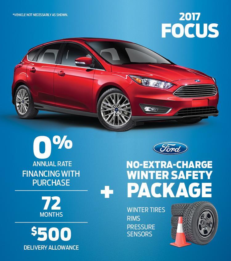 Focus Desjardins Ford