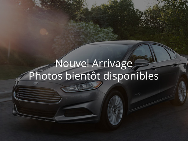 2014 Ford Fusion Energi SE Luxury FWD