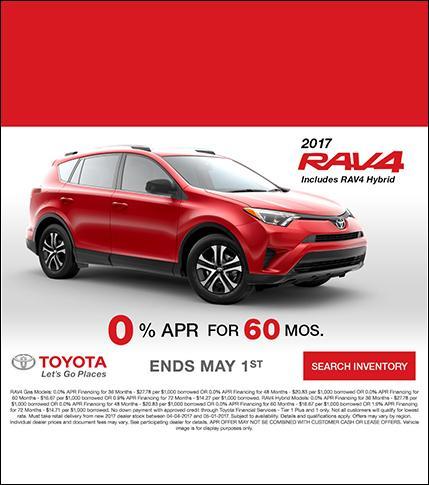 Toyota RAV-4 Special