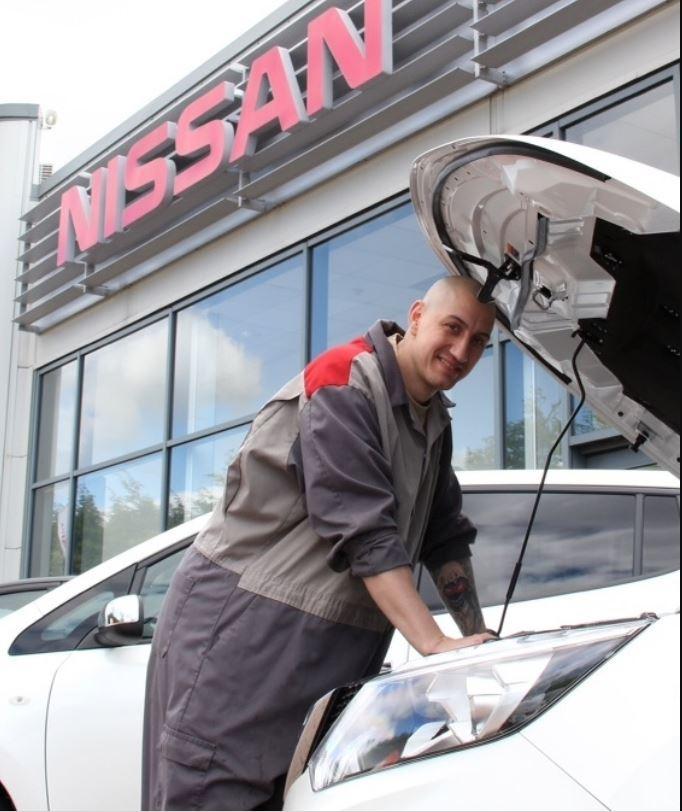 Nissan Maintenance