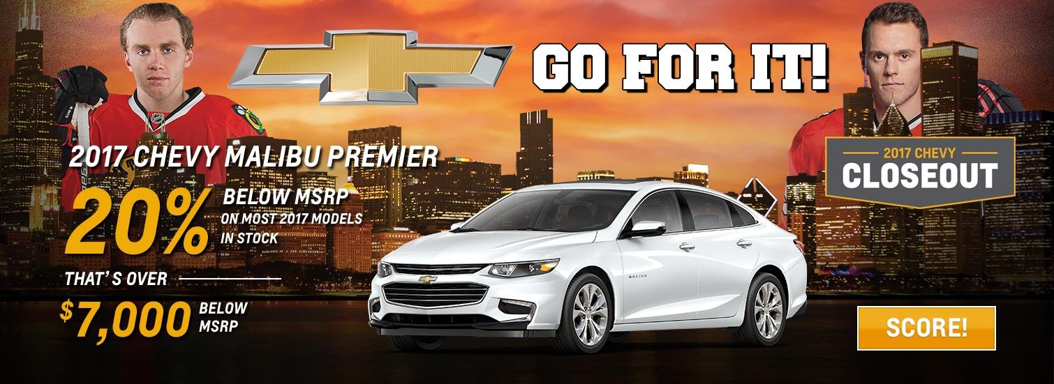 Chevrolet Dealerships in Chicago