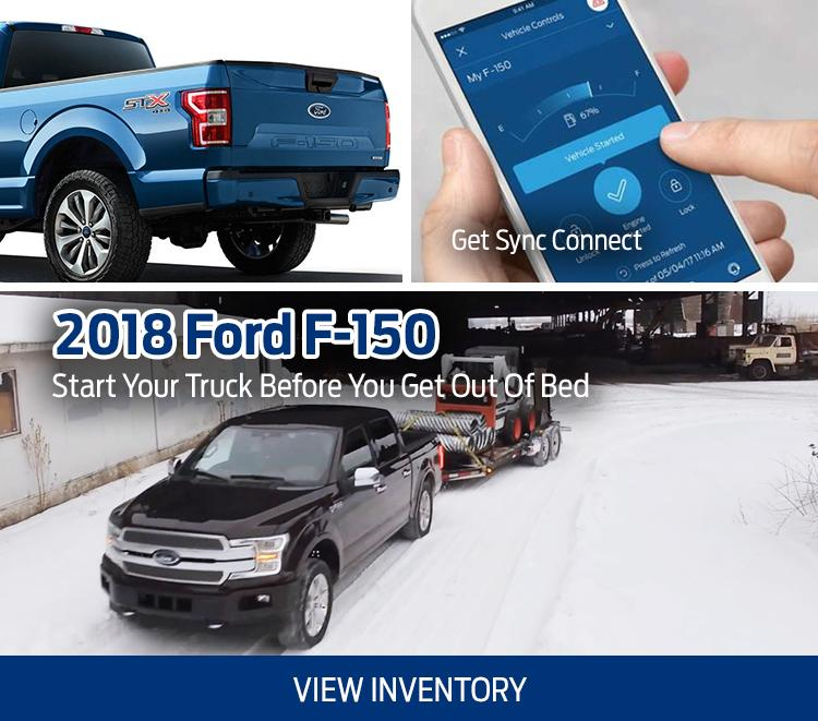 2018 F-150 Whitehorse Motors