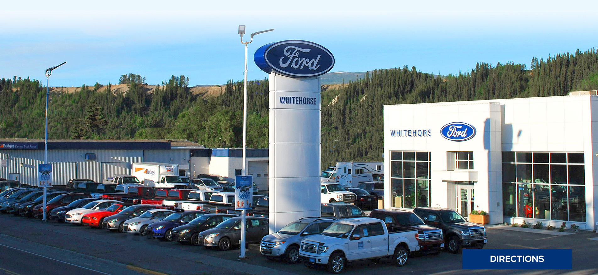 laramie peak motors is a ford dealer selling new and used