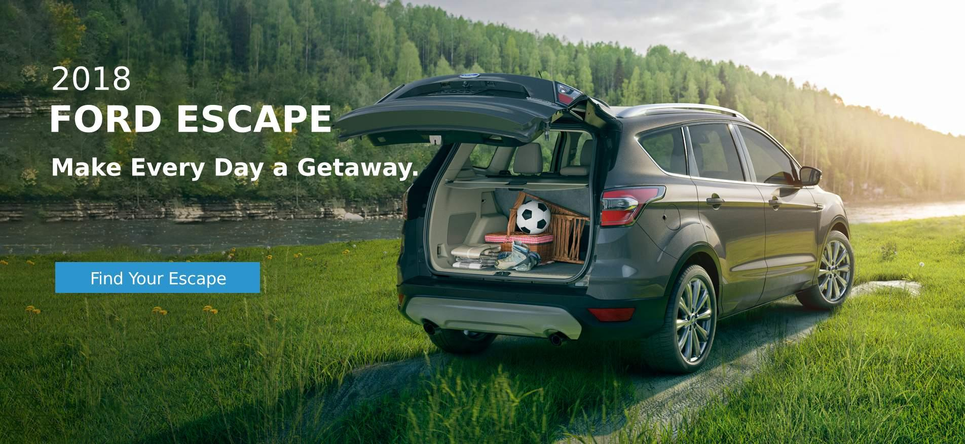 2018 Escape Coastal Ford Vancouver