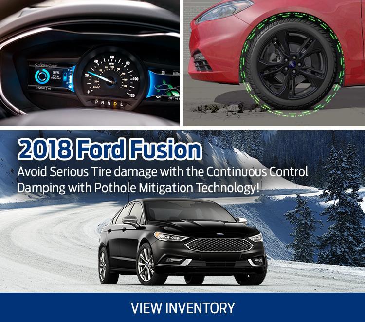 2018 Fusion Coastal Ford Vancouver