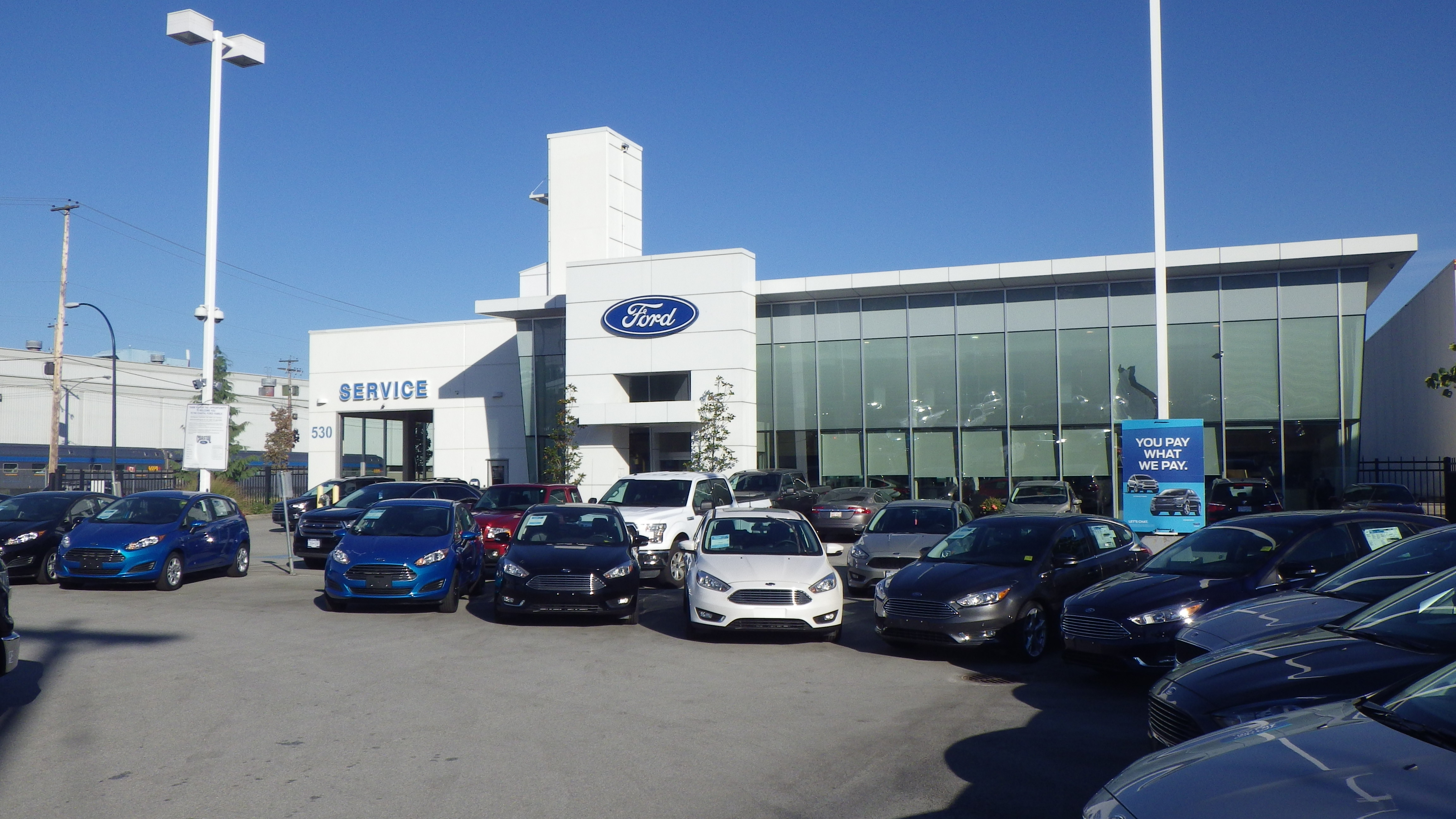 Coastal Ford Vancouver