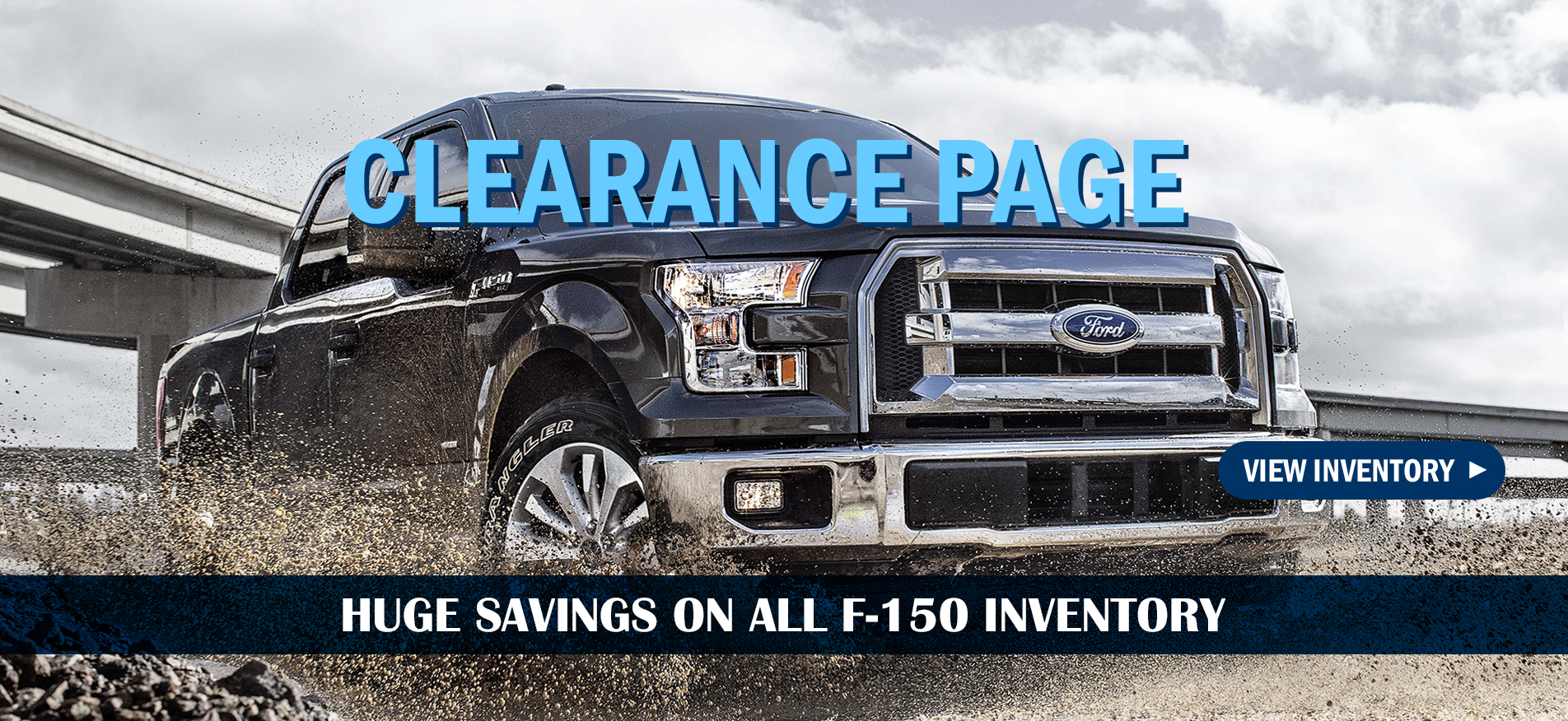 Brant County Ford - Clearance Page