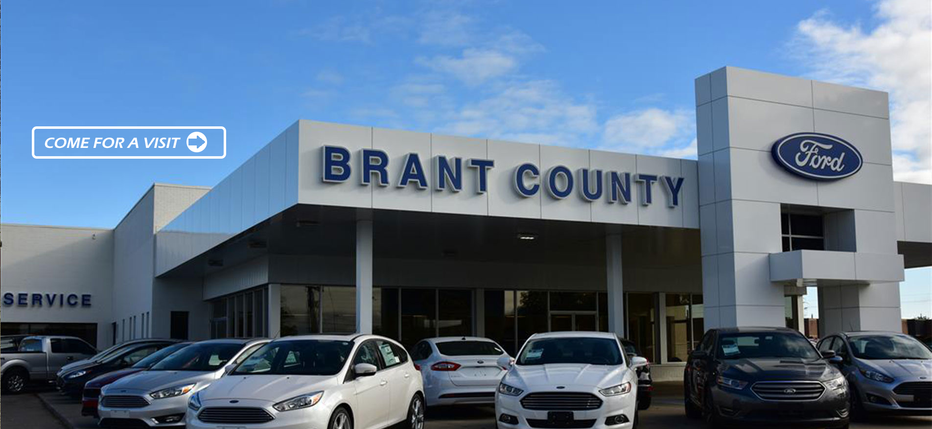 Brant County Ford Dealership