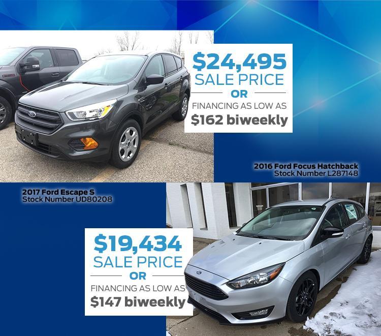 May New Vehicle Sale
