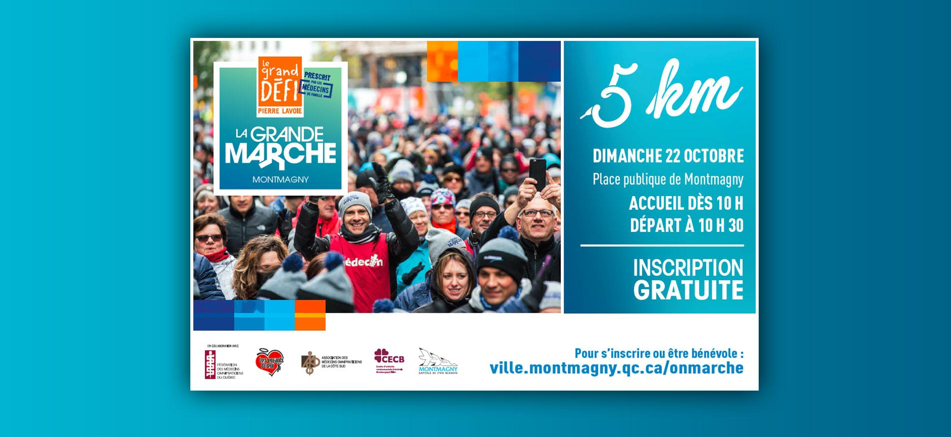 Marche Montmagny 2017