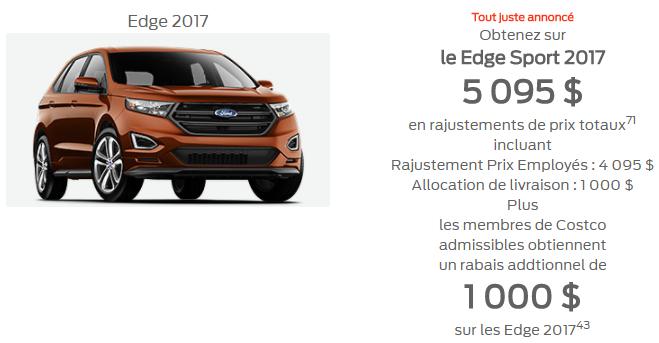 Promotion Edge 2017